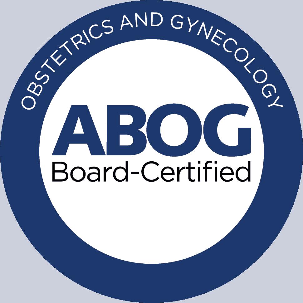 ABOG Certified Logo